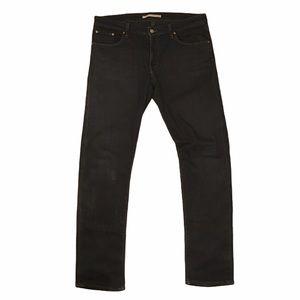 Vince Mens Dark Blue Slim Jeans